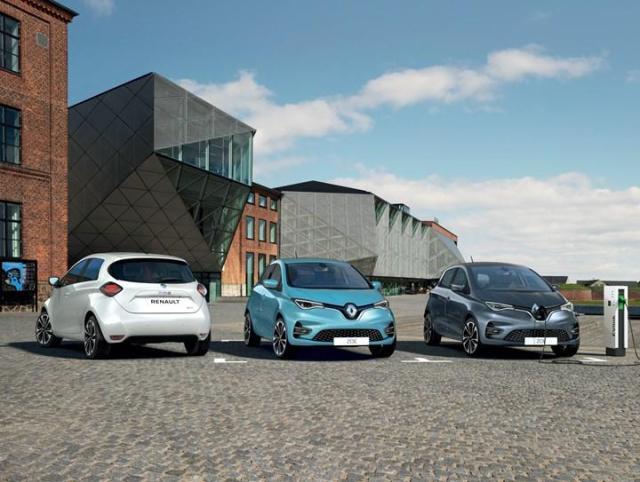 yeni renault zoe avrupanin en cok satan elektrikli otomobili oldu 1 cbYBtjOm - Yeni Renault ZOE, Avrupa'nın en çok satan elektrikli otomobili oldu