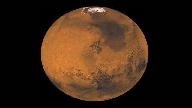 bilim insanlari marsin garip bir hareketini kesfettiklerini duyurdular 0 JZ7243MY - Bilim İnsanları, Mars'ın Garip Bir Hareketini Keşfettiklerini Duyurdular