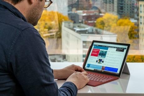 Microsoft Surface Pro 7 - 2021 Yılı İçin En İyi Tabletler ve Özellikleri