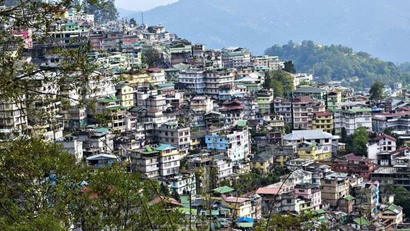 Sikkim'e Kadar Yolun Var