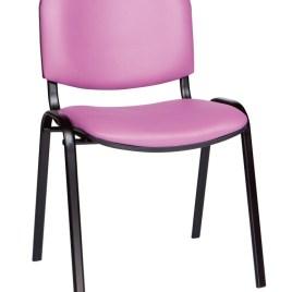 Deri döşeme form sandalye OSS-01