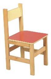 KRS-01 Ahşap Kreş Sandalyesi