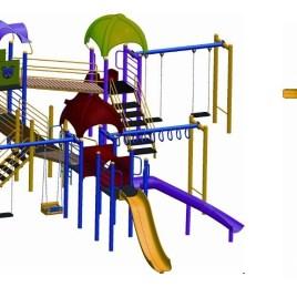 OPC-10 Çocuk Oyun Parkı