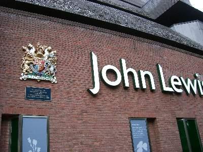 John Lewis の紋章