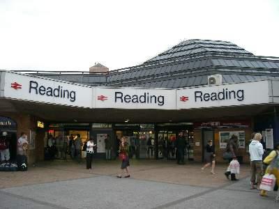 Reading 駅