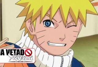 Naruto Mejor Anime Tema Vetado