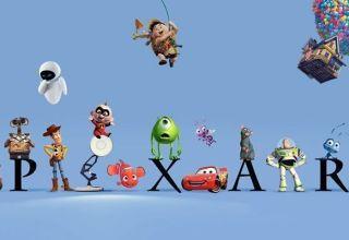 Conexión Pixar