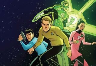 Star Trek Green Lantern