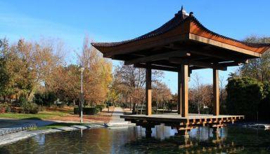 Jardin Japones en Alcobendas Decide Madrid