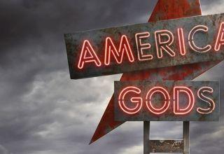 American Gods Title Card