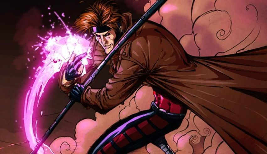 Gambit Live Action