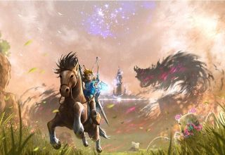 Breath of the Wild Golden Joystick Awards 2017