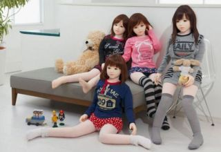 Pedofilia en Japon