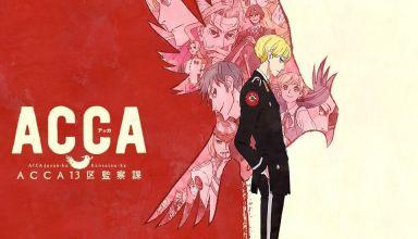 ACCA: 13-ku Kansatsu-ka review