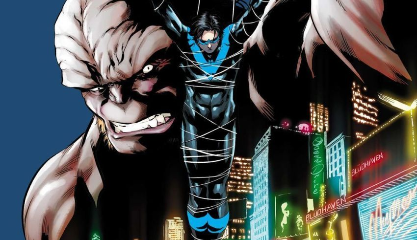 Nightwing Blockbuster