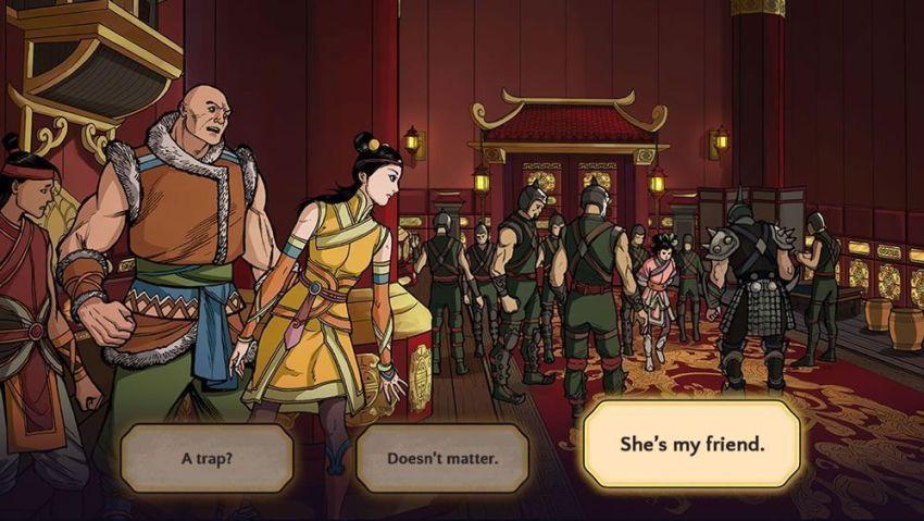 Shuyan Saga Narrativa