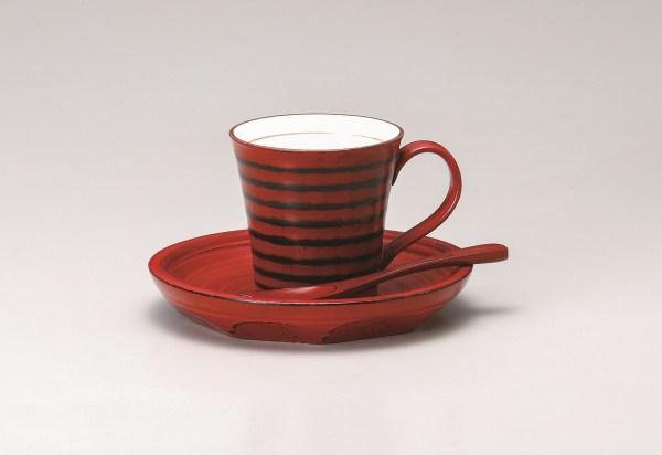 会津塗 コーヒーカップ
