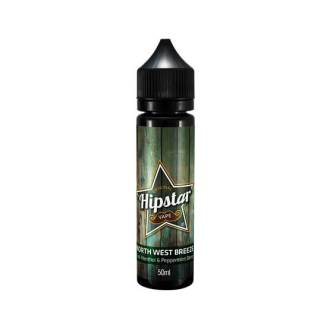 Hipstar Vape Shortfill - North West Breeze