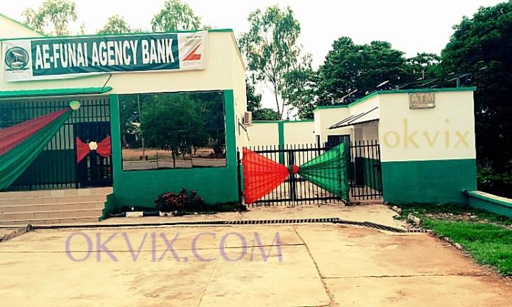 AE FUNAI Agency Bank