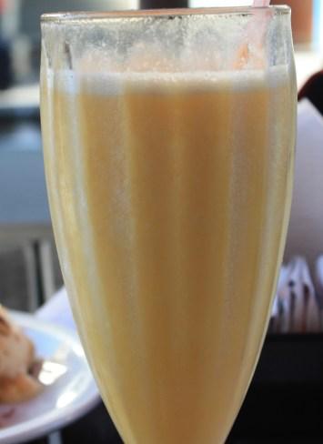 the world's best peach juice, ever!