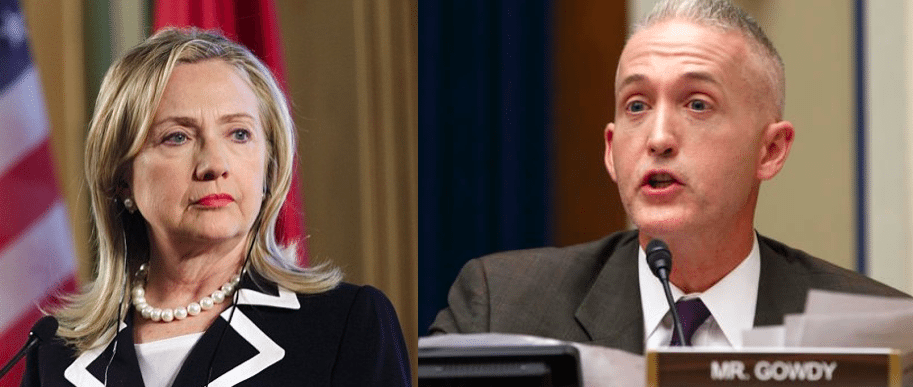 Benghazi Witch-hunt Against Hillary Is Partisan