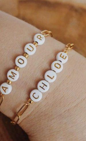 Bracelet Filtre d'amour