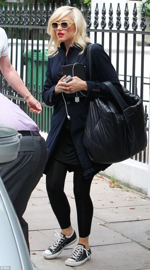 Gwen Stefani, źródło: dailymail.co.uk