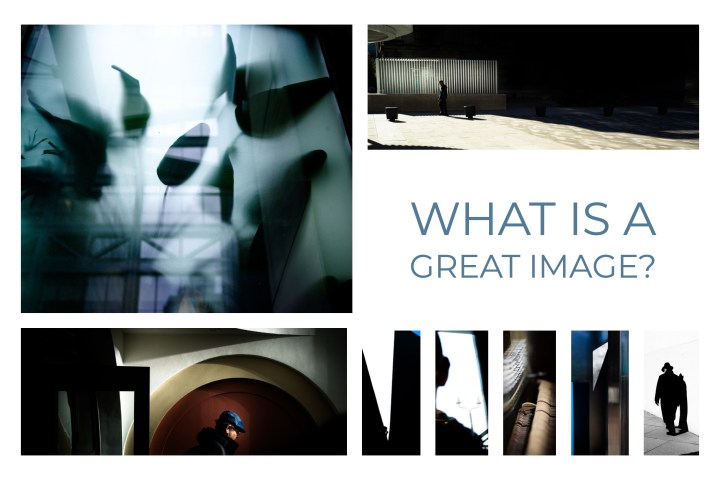 What is a great image?