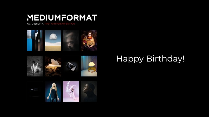 Medium Format Magazine – Celebrating the First Year