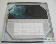 Dreamlands Kalender Januar