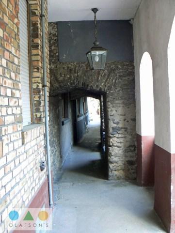 Burgmauergang-Bacharach