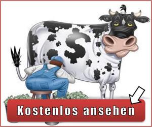 Es gibt sie die Cash Cow und so sieht sie aus.