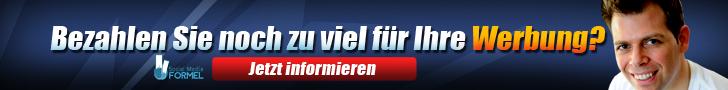 Social Media Formel Banner