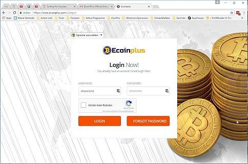 ECoinPlus Money Multiplier