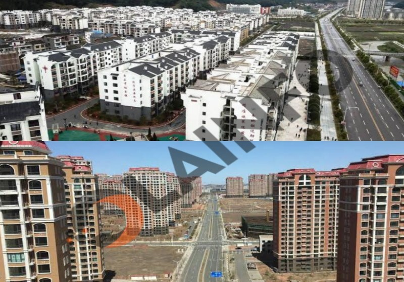 China is Building Thousands Apartments to Alleviate Poverty, Begs Rural Villagers to Occupy Spaces For Free