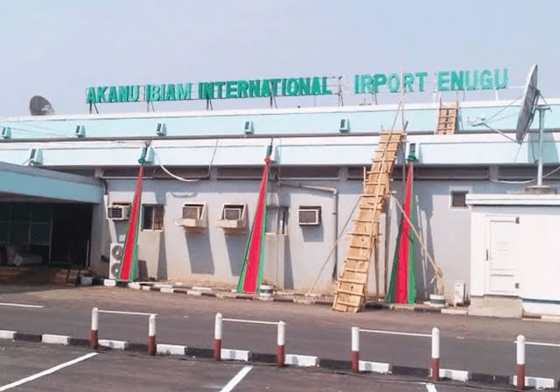 Lady Laments Unavailability of World Standard Airport in South East