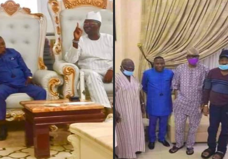 Reactions Trail Afenifere, Gani Adams, Igboho's Planned Campaign Against Beef Consumption in South West