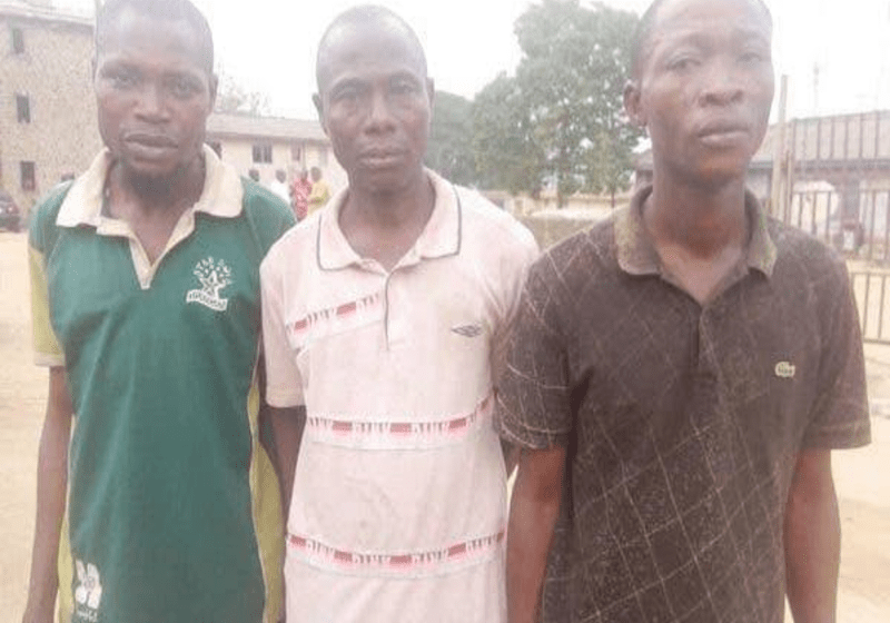 BREAKING: Detained Members of The OPC Who Arrested Fulani Warlord, Wakili Whisked to Unidentified Location