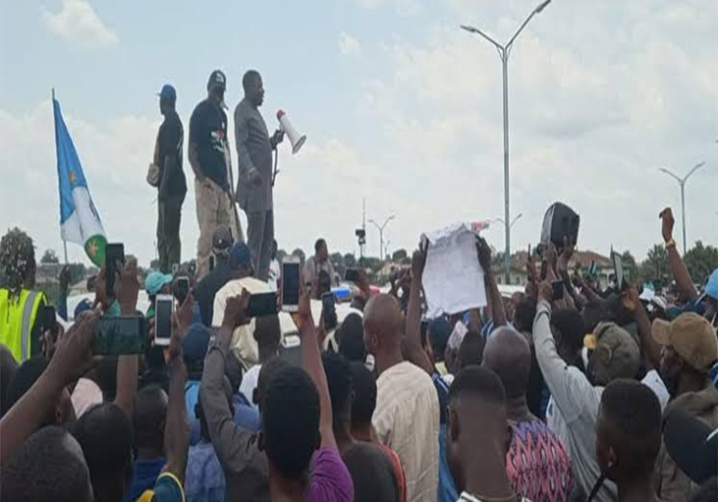 #YorubaNationNow: Heavy Rainfall that Dispersed Agitators at Osogbo Mega Rally is a Divine Message for Them to Change and Work for Nigeria's Unity – Popular Activist
