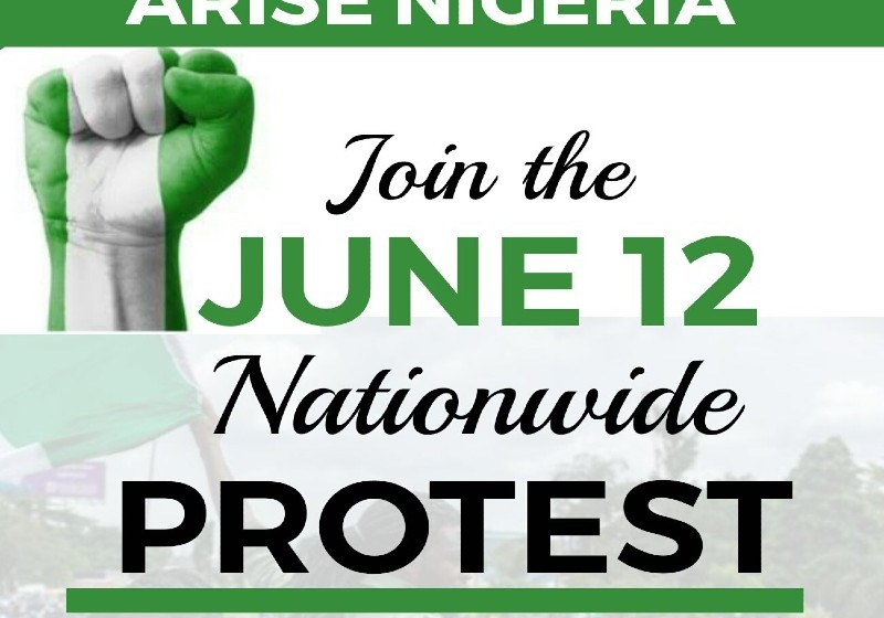 Here are the Locations for Today's June 12 Global Protest