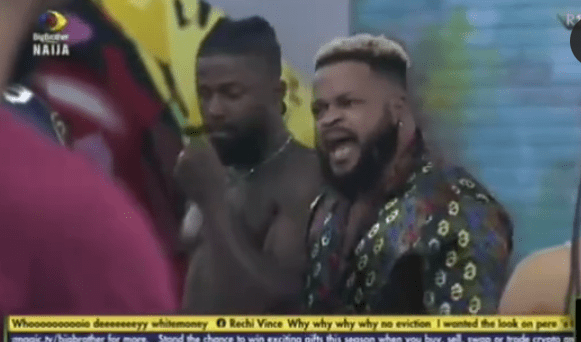 In Case You Missed: Watch Full Video of the Fight Between Pere and Whitemoney