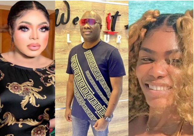 Listen to Voice Note of Mompha and Bobrisky as they Fight over Dating Allegation by Former PA, Oye Kyme