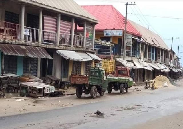 How Biafrans Observe Sit-at-home Order Today September 20, 2021