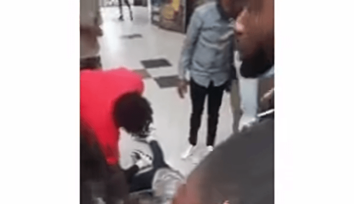 Man Weeps Uncontrollably as He Mistakenly Recharges N3,000,000 Airtime instead of N3,000 in Port Harcourt (Video)