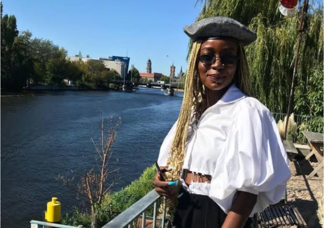 BBNaija Arin Trends as Her Fashion Brand is to Represent Nigeria in the 2021 Africa Fashion Reception in Addis Ababa (Video)