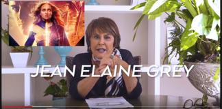 """Ação da Fox Film mostra Márcia Fernandes - a """"Sense Márcia"""" - em uma análise astrológica hilária sobre """"X-Men: Fênix Negra"""""""