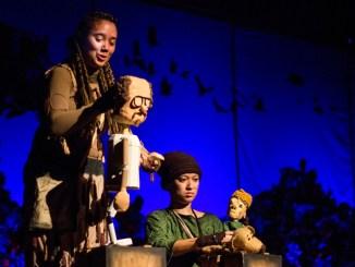 A peça reflete sobre sonhos de uma criança em situação de rua e discute, com sutileza, um tema pesado, como o trabalho infantil. Sessões nos dias 18 e 19 de junho. Entrada é gratuita.