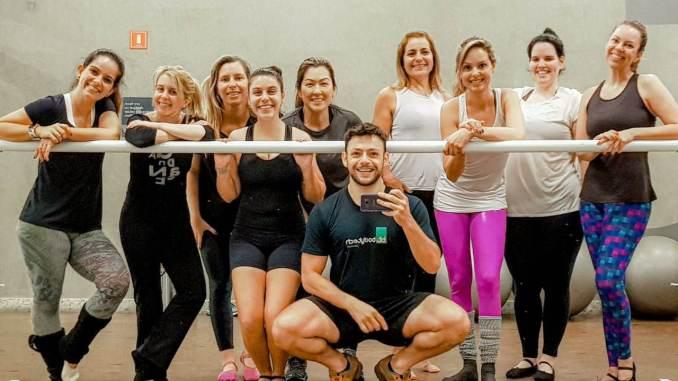 Bodytech realiza evento para lançar aulas de FitDance e Ballet Fitness
