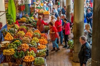 Mercado dos Lavradores - Funchal ©Greg Snell-Turismo da Madeira