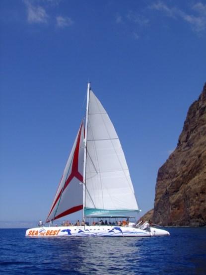 Passeio de Barco©VTM Madeira